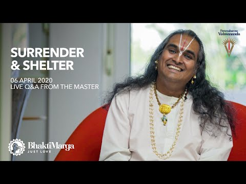 surrender-&-shelter-|-live-q&a-from-the-master-06-april-2020
