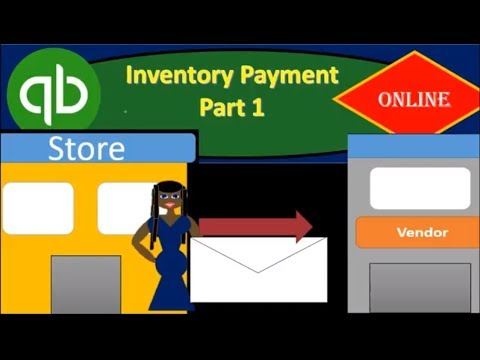 QuickBooks Online 7.40 Inventory Payment Tied to Purchase Order 2018