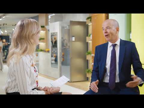 Interview with Mario Vogl, Executive VP, CM at Gorenje Group, Gorenje at IFA 2017