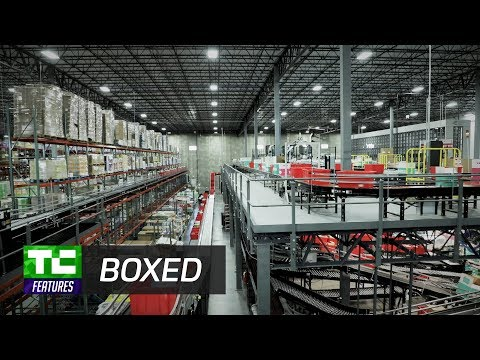 Boxed Brings Automation To The Shipping Process