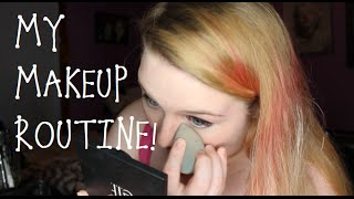 MY MAKEUP ROUTINE!
