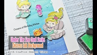 UNDER THE SEA CARD SERIES - Oceans of Birthday Wishes