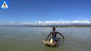 Рыбалка в Африке на озере Баринго ПЕРИПАТЕТИК