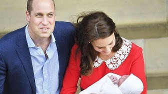 Herzogin Kate und Prinz William drittes Kind
