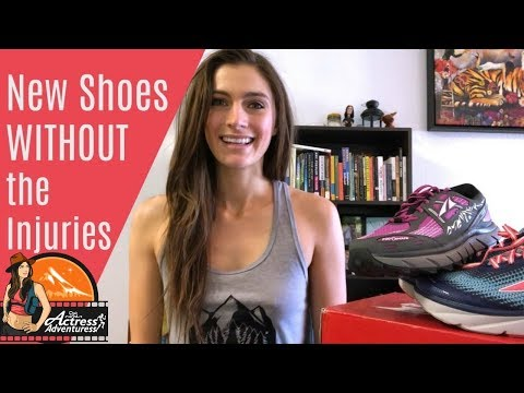 How to Break in Running Shoes The RIGHT WAY! (Day 4/246)
