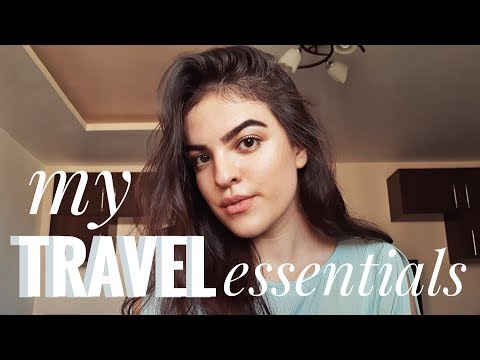 Travel Essentials | Irina Iacob
