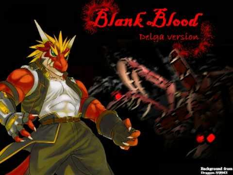 Blank Blood Delga version release