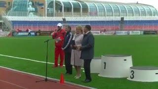Чемпионат Мордовии по Легкой Атлетики 16 17 05 2016 г