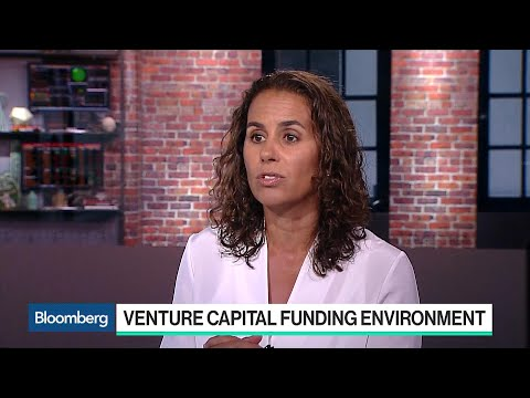 Canaan's Ibrahim on VC Funding Environment, Gender Bias