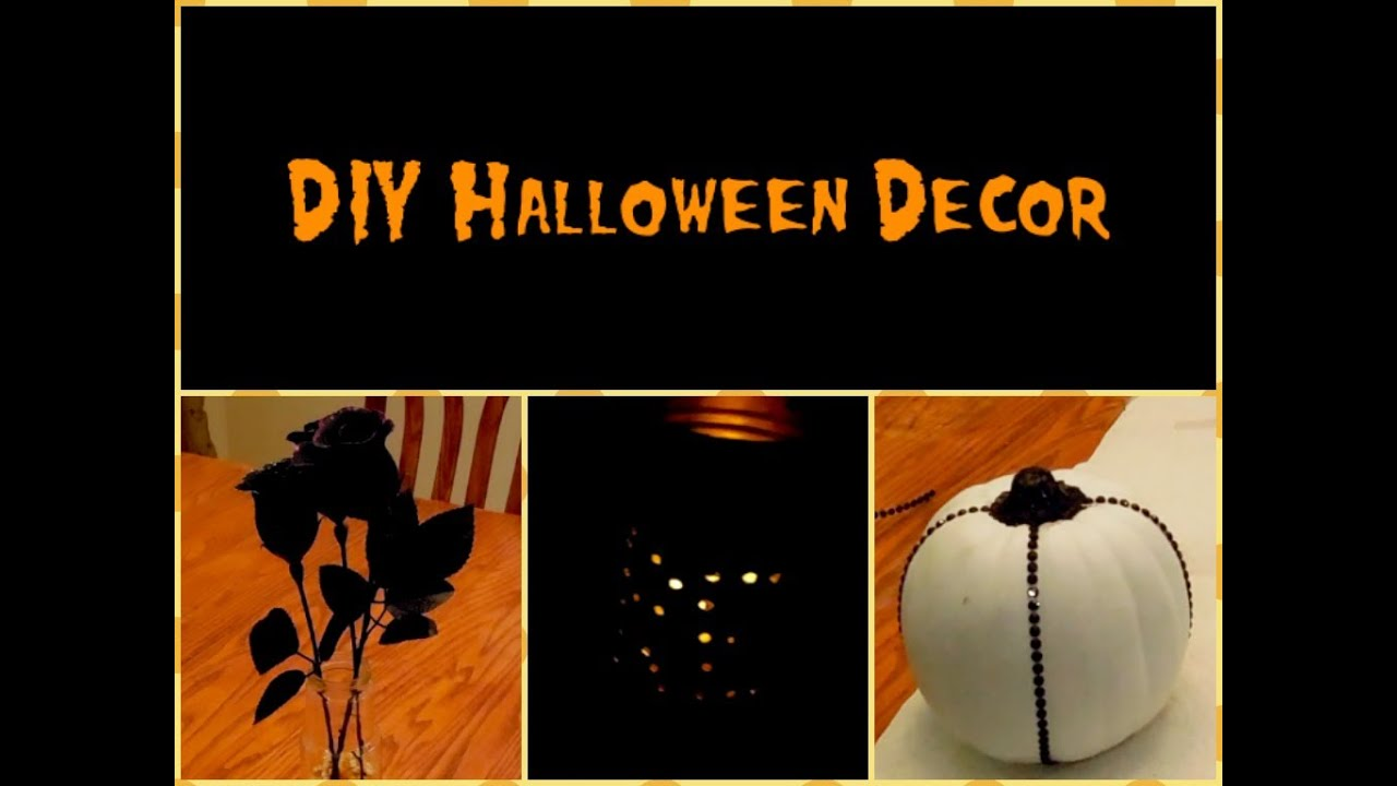 Halloween diy decor - Diy Halloween Decorations