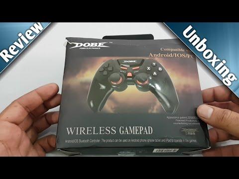 Android Game Controller   DOBE Ti-465 - Bluetooth Game-pad   [Urdu/Hindi]