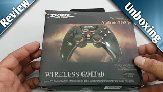 Android Game Controller | DOBE Ti-465 - Bluetooth Game-pad | [Urdu/Hindi]