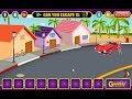 G4E Girl Escape With Car Walkthrough [Games4Escape]