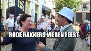 PvdA jarig: laatste rode rakkers van Nederland vieren feest