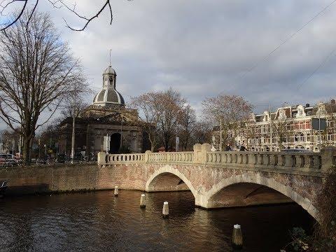 Rijksmonument Muiderpoort Alexanderplein Amsterdam