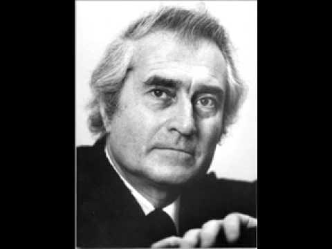 Hans Leygraf - Mozart Piano Sonata in C minor KV 457 - Rondeau: allegro