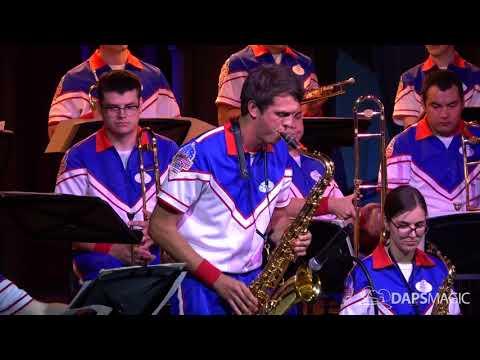 Last Day Full Set: Royal Theatre Jazz Set - 2018 Disneyland Resort All-American College Band