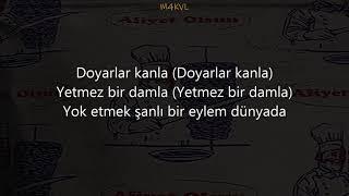 Ezhel - Sakatat (Lyrics )