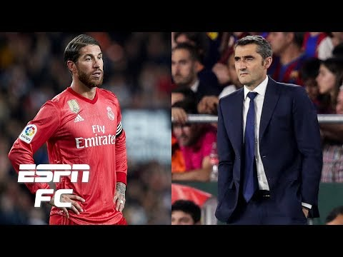Sergio Ramos' role for Real Madrid; is Barcelona making a mistake by keeping Valverde? | Extra Time