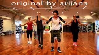 salsaton by el rubio loco- salsaton zumba fitness choreography