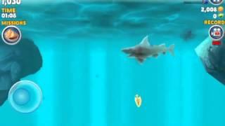 Hungry Shark Evolution Season 1 Episode 18