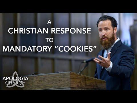 "Sermon: A Christian Response to Mandatory ""Cookies"""
