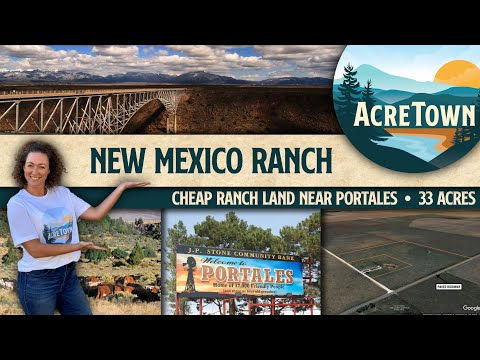 Cheap New Mexico Land for Sale