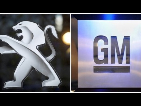 Business: Peugeot to buy GM's Opel, creating 2nd-largest European carmaker