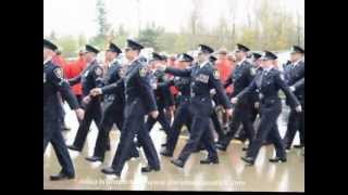 RCMP Service for Const. Adrian Oliver Nov 20, 2012