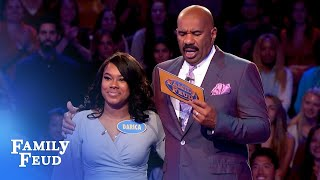WOW! They got EVERY #1 answer! | Family Feud