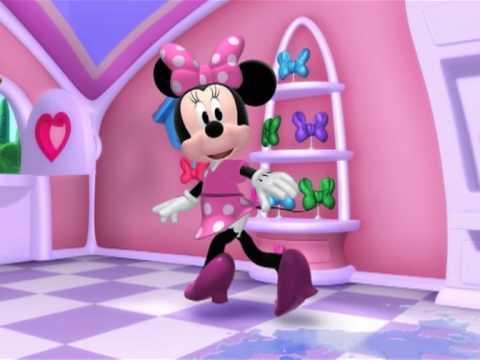 Butik Minnie Gumowe Kokardy Oglądaj W Disney Junior