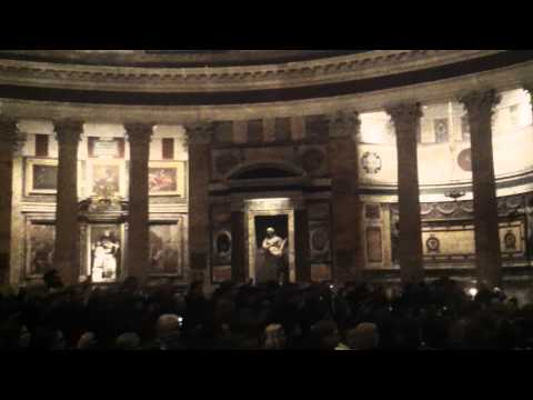 Ave Maria in Pantheon