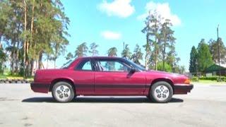 Тест-драйв Бьюик Регал Buick Regal Программа об автомобилях Белая Полоса