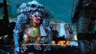 The Witcher 3 - Тролль Борис и его суп