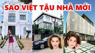 Những Sao Việt mua Nhà mới 2019, Khủnq nhất là Biệt Thự 50 TỶ của Ngọc Trinh