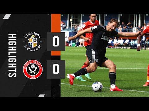 Luton Sheffield Utd Goals And Highlights