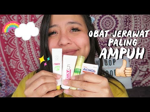 BEST OBAT JERAWAT PALING AMPUH!! (Very Cheap but High Quality)