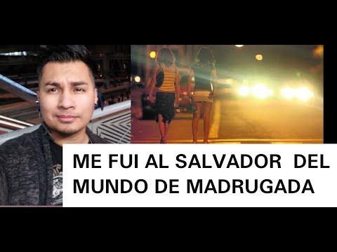ME FUI A EL SALVADOR DEL MUNDO A LA 1 AM PENSANDO QUE ERA UN SUEÑO