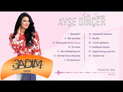 Ayşe Dinçer - Yeminim Var (Official Lyric Video)