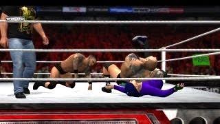 WWE: Evolution attacks Justin Bieber!