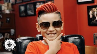 Baixar [Liem Barber Shop's collection] Spider Man tattoo hair and red color for dope kid