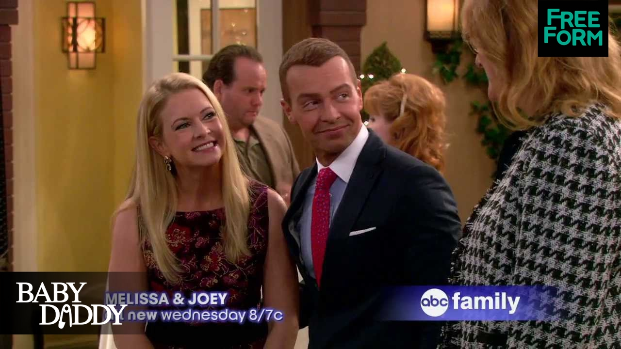 Download Baby Daddy | Melissa & Joey and All New Episodes Wed Feb 12 at 8/7c Official Preview | Freeform