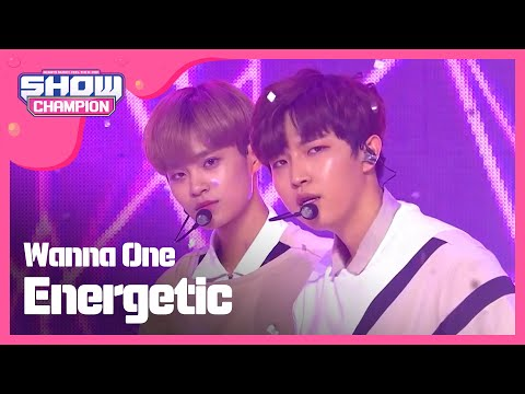 Show Champion EP.242 Wanna One - Energetic [워너원 - 에너제틱]