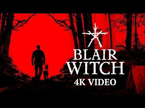 Blair Witch - A 4K Tour Through the Woods