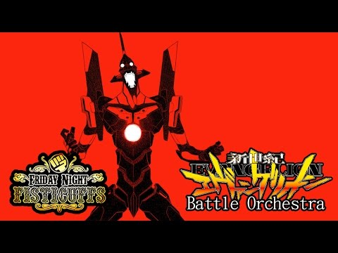 Friday Night Fisticuffs - Neon Genesis Evangelion: Battle Orchestra