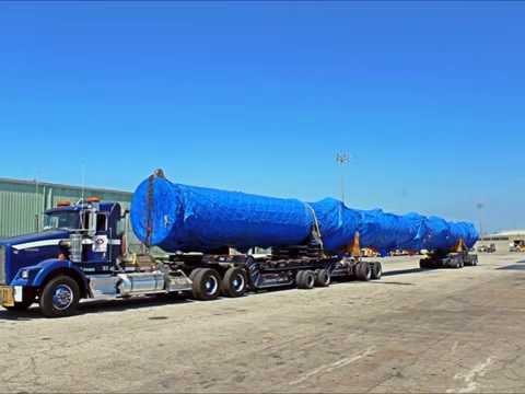Contractors Cargo Co. vessel direct discharge (Heavy Haul)