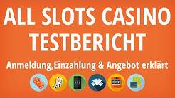 All Slots Casino Testbericht: Anmeldung & Einzahlung erklärt [4K]