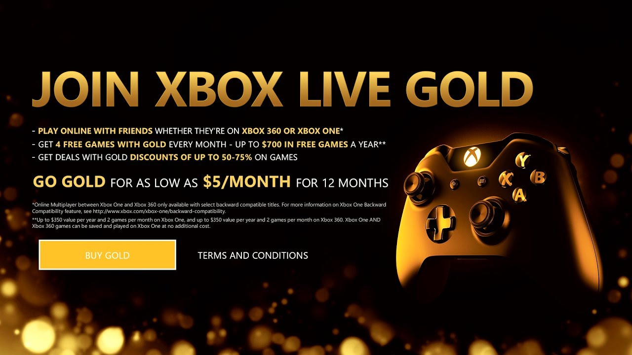 How To Share Xbox Live Gold + Games (Xbox One)