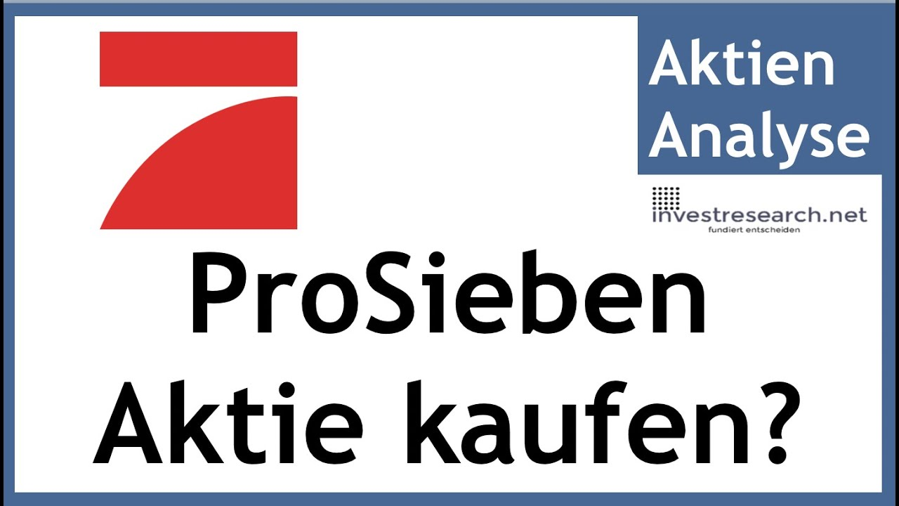 Pro7 Sat1 Aktie