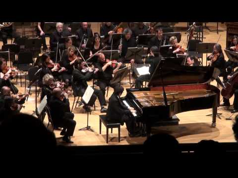 "Marcelo Balat L.v.  Beethoven : Piano Concerto No. 5 ""Emperor"""